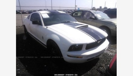 2007 Ford Mustang Coupe for sale 101175510