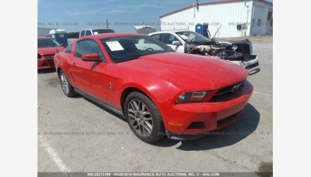 2012 Ford Mustang Coupe for sale 101175560