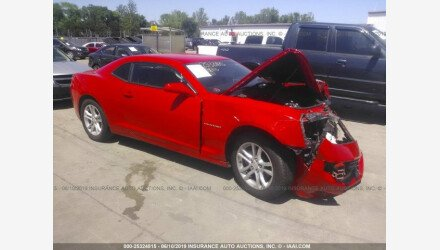 2014 Chevrolet Camaro LS Coupe for sale 101175562