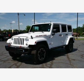 2016 Jeep Wrangler 4WD Unlimited Rubicon for sale 101175627
