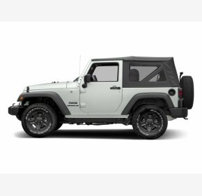 2016 Jeep Wrangler 4WD Sport for sale 101175795