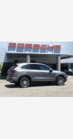 2017 Porsche Cayenne S for sale 101175835