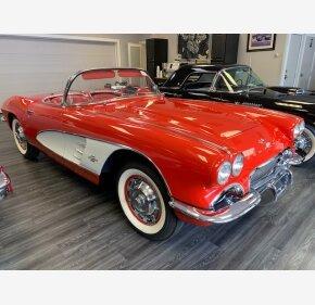 1961 Chevrolet Corvette Convertible for sale 101175867