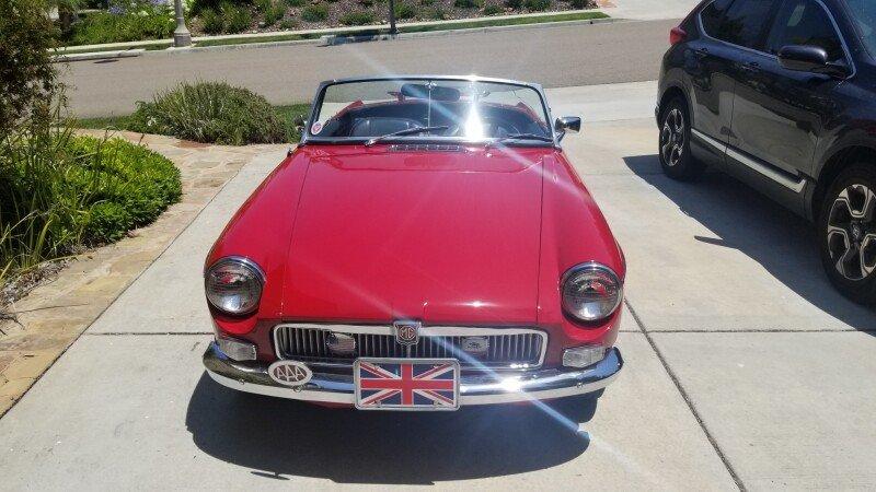 1964 MG MGB Classics for Sale - Classics on Autotrader