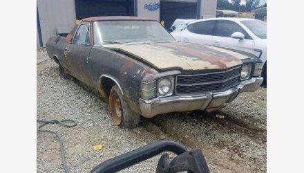 1970 Chevrolet El Camino for sale 101175964