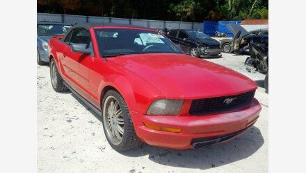 2008 Ford Mustang Convertible for sale 101175974