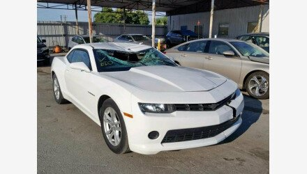 2014 Chevrolet Camaro LS Coupe for sale 101175992