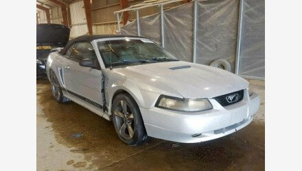 2002 Ford Mustang Convertible for sale 101175993