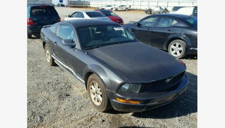 2007 Ford Mustang Coupe for sale 101175994