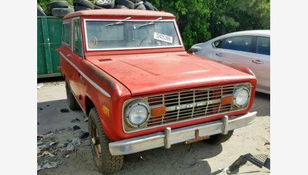 1976 Ford Bronco for sale 101176012