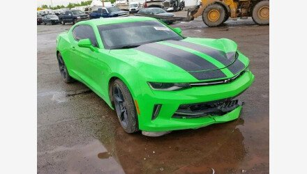 2017 Chevrolet Camaro LT Coupe for sale 101176030