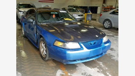 2002 Ford Mustang Coupe for sale 101176034