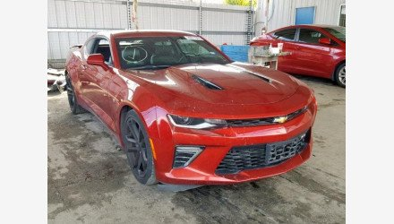 2017 Chevrolet Camaro SS Coupe for sale 101176081