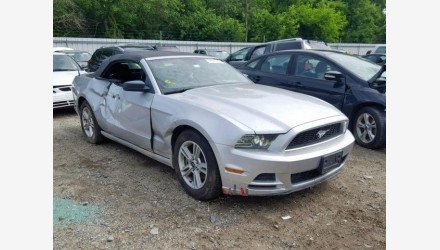 2013 Ford Mustang Convertible for sale 101176093