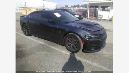 2016 Dodge Charger SRT Hellcat for sale 101176122