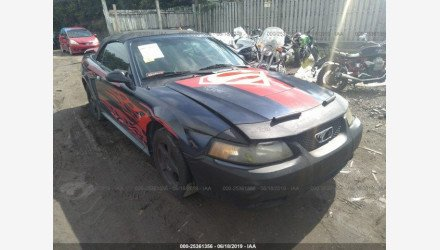 2003 Ford Mustang Convertible for sale 101176127
