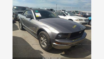 2009 Ford Mustang Convertible for sale 101176138