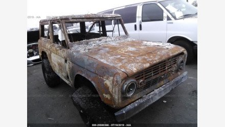 1969 Ford Bronco for sale 101176141