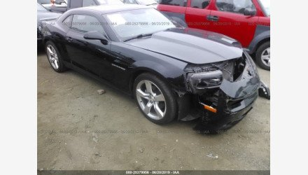 2014 Chevrolet Camaro LT Coupe for sale 101176191