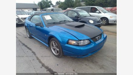 2000 Ford Mustang GT Convertible for sale 101176204