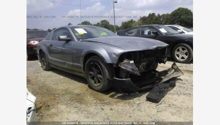 2007 Ford Mustang Coupe for sale 101176229