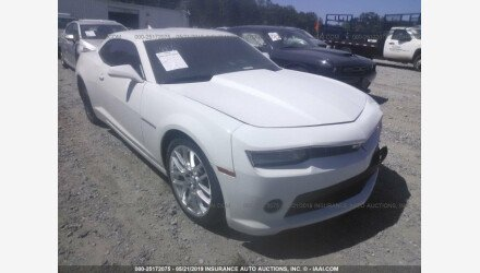 2014 Chevrolet Camaro LT Coupe for sale 101176231
