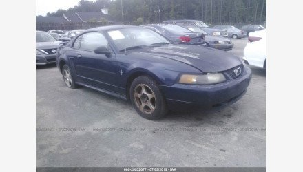 2003 Ford Mustang Coupe for sale 101176232