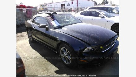 2014 Ford Mustang Convertible for sale 101176241
