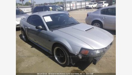 2002 Ford Mustang GT Coupe for sale 101176266