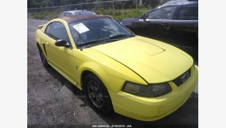 2003 Ford Mustang Coupe for sale 101176316