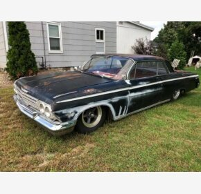 1962 Chevrolet Impala Classics For Sale Classics On Autotrader