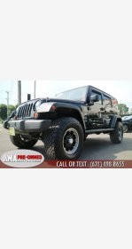 2011 Jeep Wrangler 4WD Unlimited Sport for sale 101176514