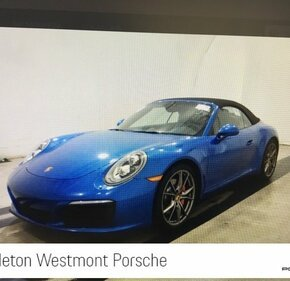 2017 Porsche 911 Cabriolet for sale 101176557