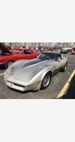 1982 Chevrolet Corvette Coupe for sale 101176601