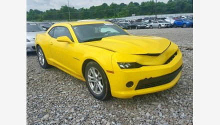2014 Chevrolet Camaro LS Coupe for sale 101176657