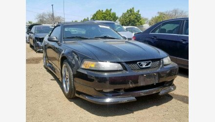 2000 Ford Mustang GT Convertible for sale 101176697