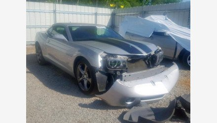 2013 Chevrolet Camaro LT Coupe for sale 101176706