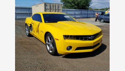 2013 Chevrolet Camaro LT Coupe for sale 101176733