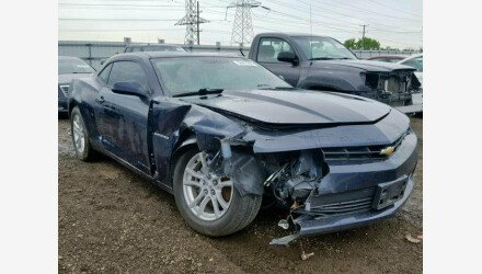 2015 Chevrolet Camaro LS Coupe for sale 101176740