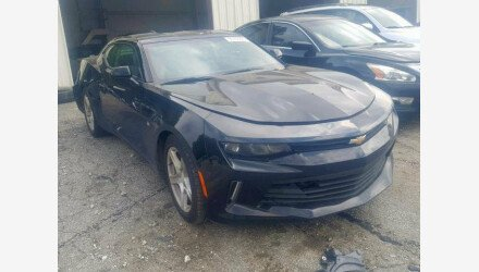 2017 Chevrolet Camaro LT Coupe for sale 101176771