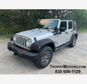 2007 Jeep Wrangler 4WD Unlimited X for sale 101176779