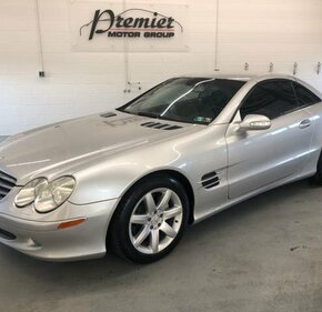 2003 Mercedes-Benz SL500 for sale 101176872