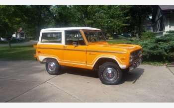 1974 Ford Bronco for sale 101177028