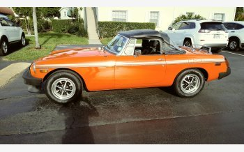 1979 MG MGB for sale 101177030