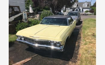 1965 Chevrolet Impala Coupe for sale 101177039