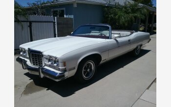 1974 Pontiac Grand Ville for sale 101177070