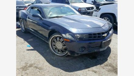 2013 Chevrolet Camaro LS Coupe for sale 101177121
