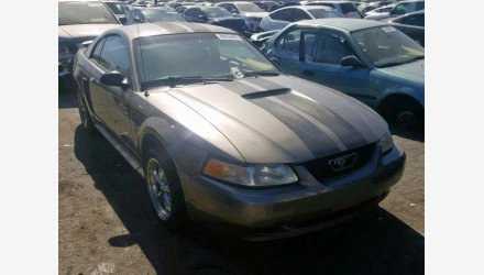 2002 Ford Mustang Coupe for sale 101177125