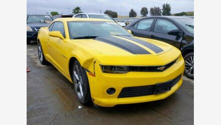 2014 Chevrolet Camaro LT Coupe for sale 101177167