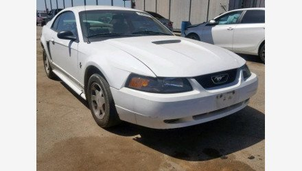 2000 Ford Mustang Coupe for sale 101177181
